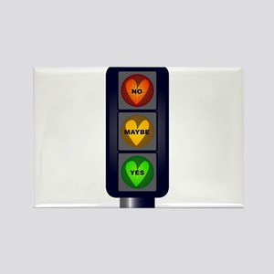 Yes No Maybe Traffic Lights Magnets