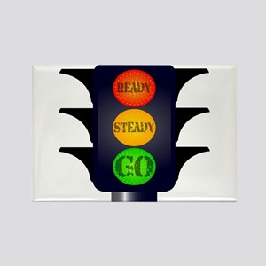 Ready Steady Go Traffic Lights Magnets