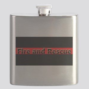 Fire and Rescue Flask