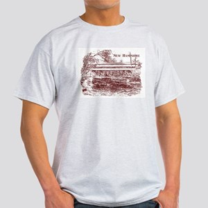 Swift River Covered Bridge T-Shirt