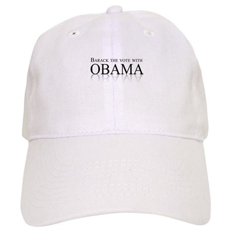 Barack the vote with Obama Cap