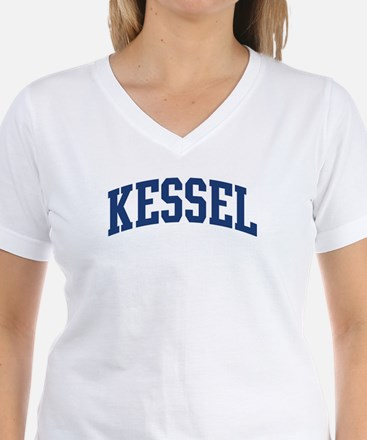 KESSEL design (blue) Shirt