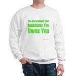 Gov't Owns Sweatshirt