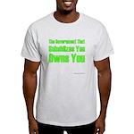 Gov't Owns Light T-Shirt