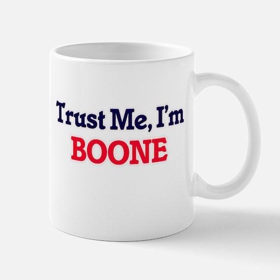 Trust Me, I'm Boone Mugs
