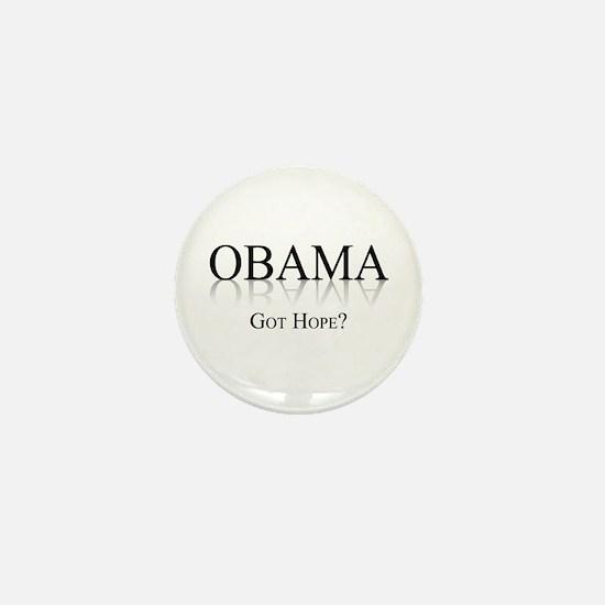 Obama: Got Hope? Mini Button
