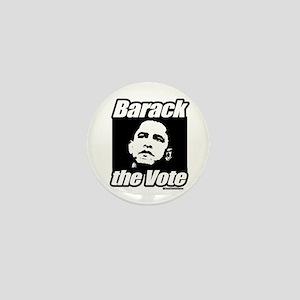 Barack the vote Mini Button