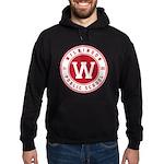 Black - Small Wilkinson Logo Hoodie (dark)