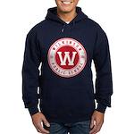 Men's Hoodie - Logo On Front Sweatshirt
