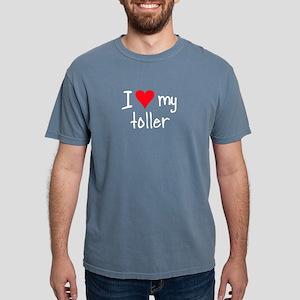 I LOVE MY Toller Women's Dark T-Shirt