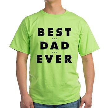 Best Dad Ever Light T-Shirt