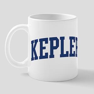 KEPLER design (blue) Mug