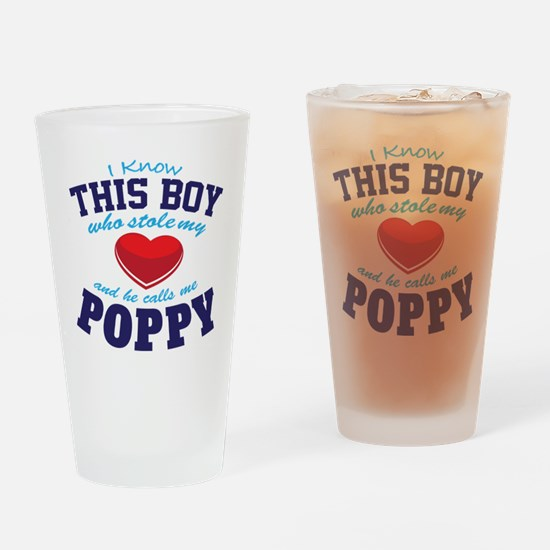 Funny Souvenir Drinking Glass
