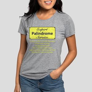 Palindromes Women's Dark T-Shirt