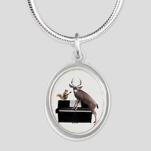 Deer Piano Necklaces