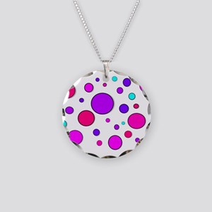 Just For Fun! Necklace Circle Charm