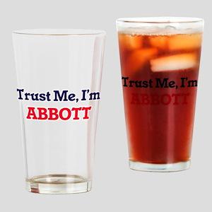 Trust Me, I'm Abbott Drinking Glass