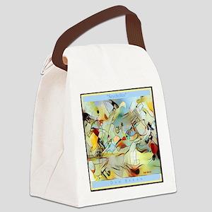 Seychelles Canvas Lunch Bag