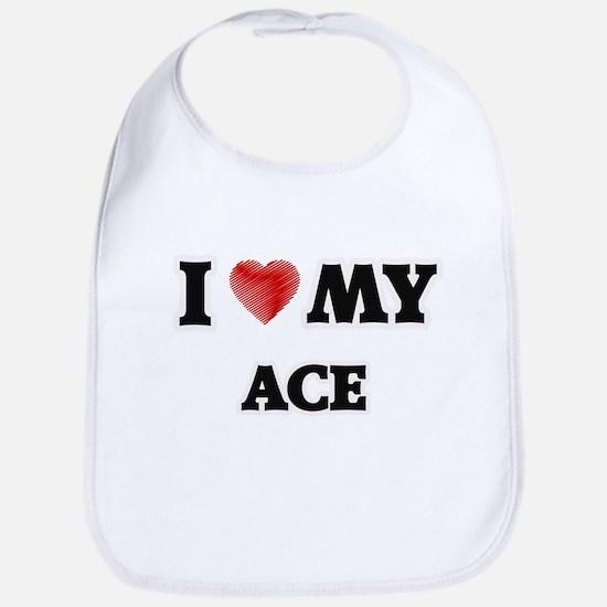 I love my Ace Bib