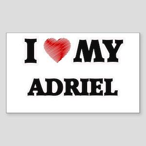 I love my Adriel Sticker