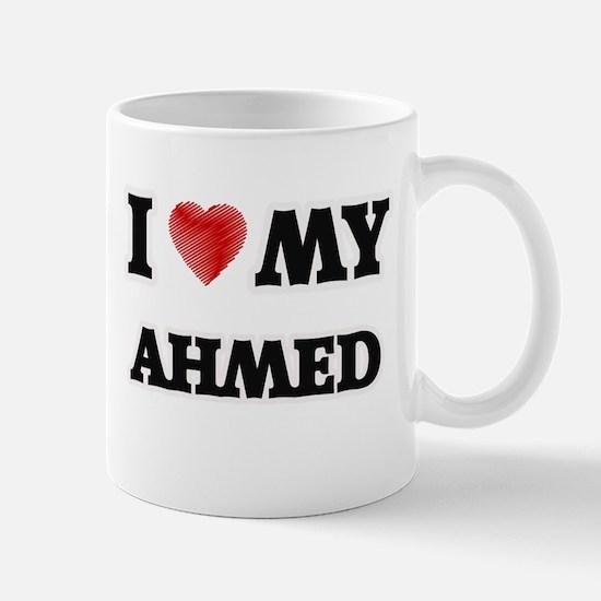 I love my Ahmed Mugs