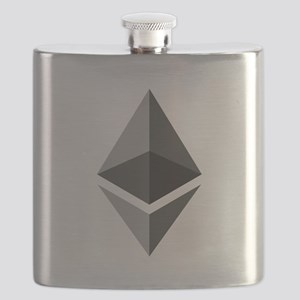 HD Ethereum Official Logo Ethereum Coin Flask
