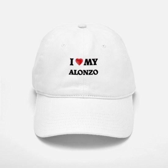 I love my Alonzo Baseball Baseball Cap