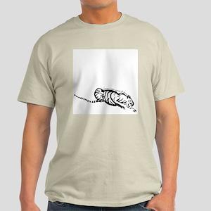 Asian Tiger Light T-Shirt