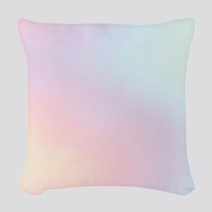 Hologram Woven Throw Pillow