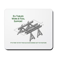 Out To Pasture Mousepad