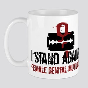 Female Circumcision Mug
