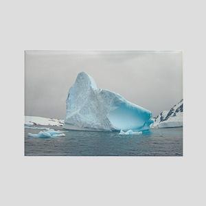 Iceburg Blue Magnets