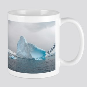 Iceburg Blue Mugs