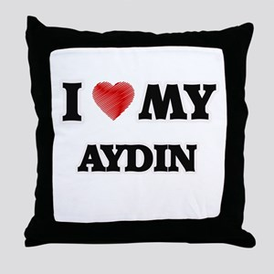 I love my Aydin Throw Pillow