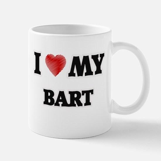 I love my Bart Mugs