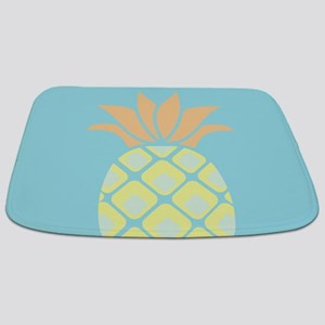 Pineapple Bathmat