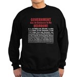 Gov't. Out Sweatshirt (dark)