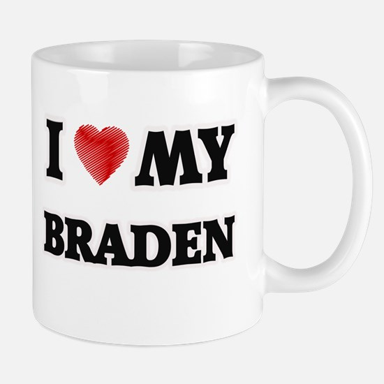 I love my Braden Mugs