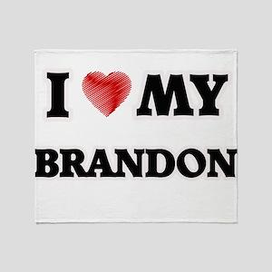 I love my Brandon Throw Blanket