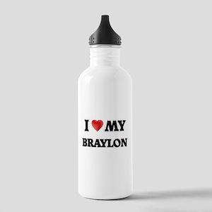 I love my Braylon Stainless Water Bottle 1.0L