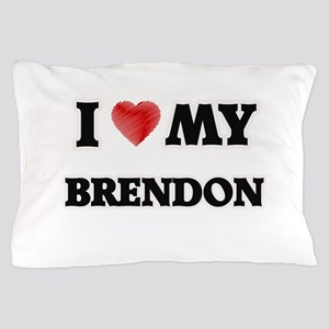 I love my Brendon Pillow Case