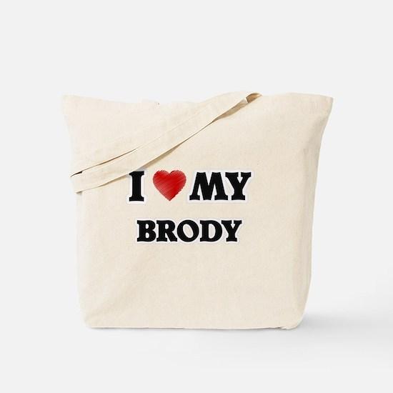 I love my Brody Tote Bag
