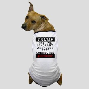 #NOTRUMP Dog T-Shirt
