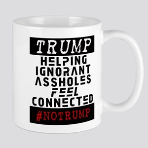 #NOTRUMP Mugs