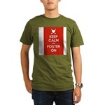 Keep Calm and Foster On T-Shirt