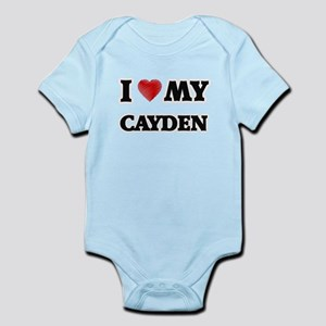 I love my Cayden Body Suit