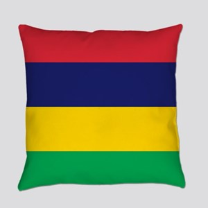Flag of Mauritius Everyday Pillow