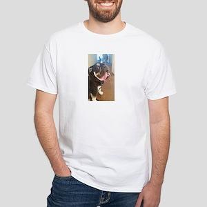 Happy! Chuck the Old English Bulldog T-Shirt