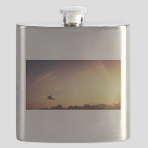 Air Ambulance Flask