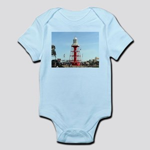 Lighthouse, Port Adelaide, Australia Body Suit